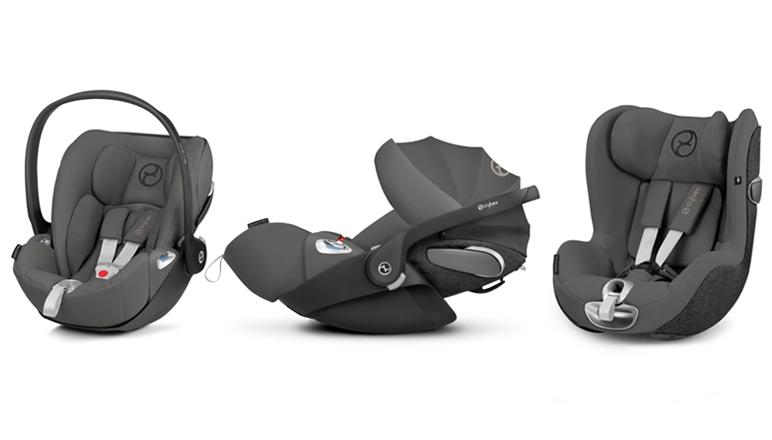 Kinderwagen - Kinderautositze