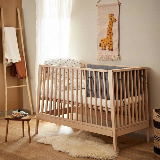 LINEA Baby Bed/Conversion Bed 65x132