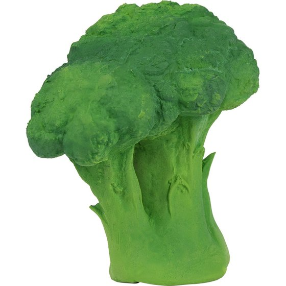 Brucy Broccoli chewable toy