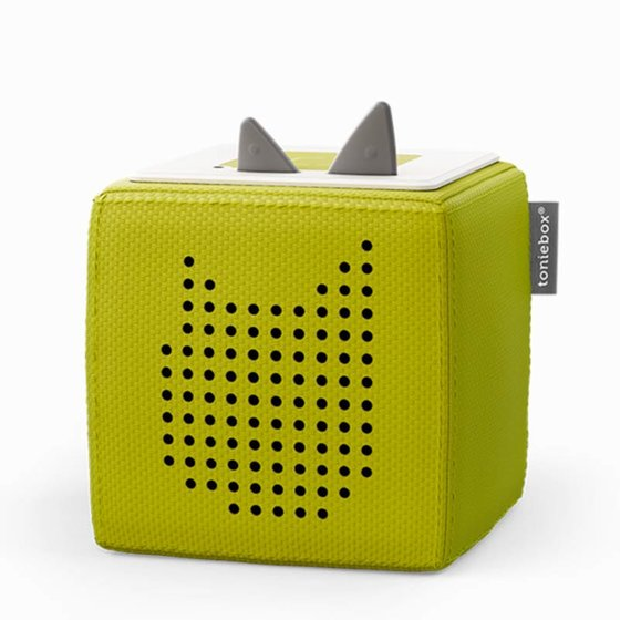 Toniebox Starterset green