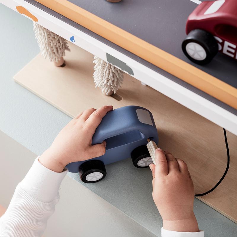 Autowerkstatt Holz Tankstelle Waschanlage Kinder Spielzeug Auto Rutsche Neu Babypuppen & Zubehör