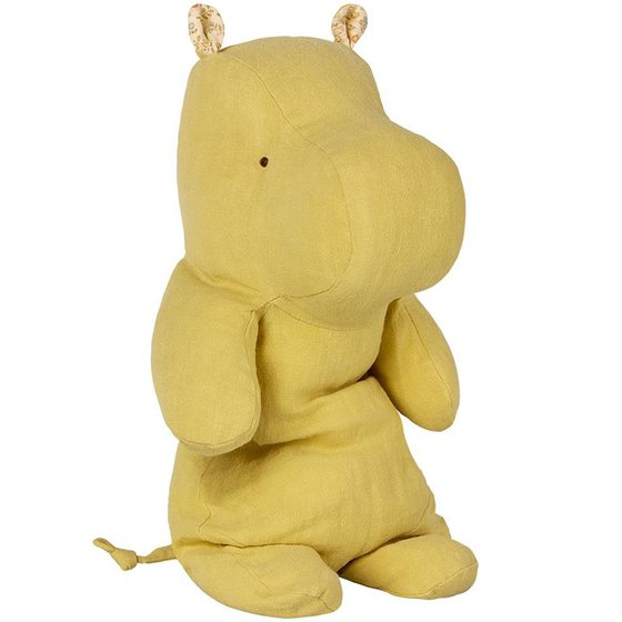 Safari Friends Hippo 30cm lime