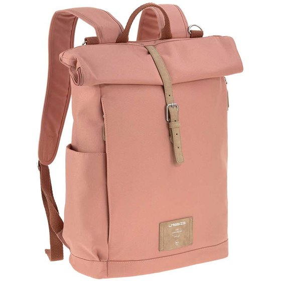 Wickelrucksack Rolltop Green Label zimt