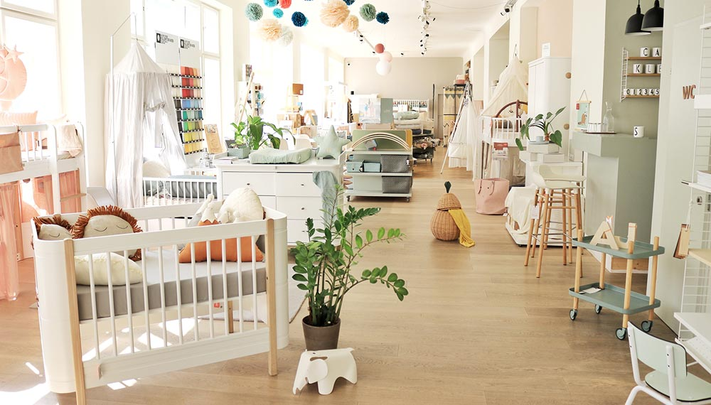 Herr Und Frau Klein Ihr Family Concept Store In Wien